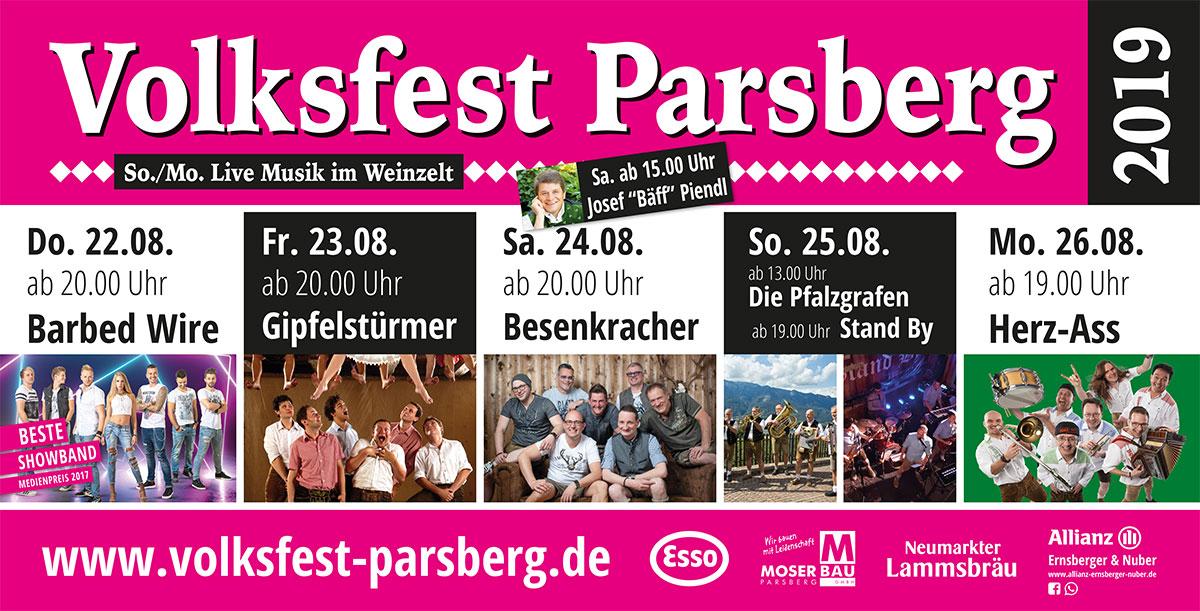 Parsberg Volksfest